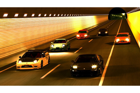 Wangan MIdnight PS3 GT5 - YouTube
