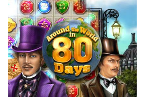 Free Around The World In 80 Days Game For PC - Free ...