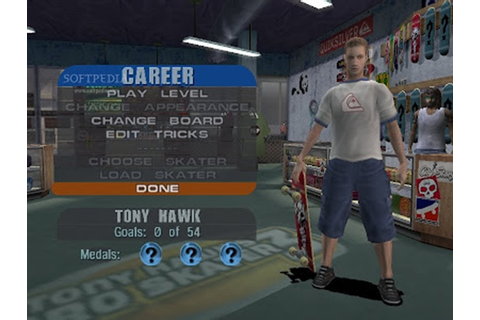 Tony Hawk's Pro Skater 3 Game - Free Download Full Version ...