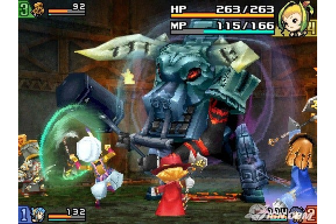 CONTACT :: Final Fantasy Crystal Chronicles: Echoes of ...