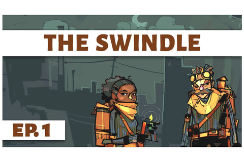 The Swindle - Ep. 1 - Steampunk Cybercrime Caper! - Let's ...