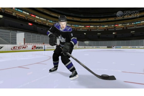 NHL 2K11 Review (Wii) - Operation Sports