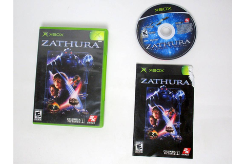 Zathura A Space Adventure game for Microsoft Xbox | The ...