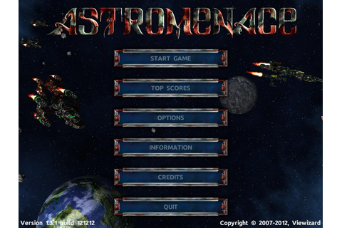AstroMenace download | SourceForge.net