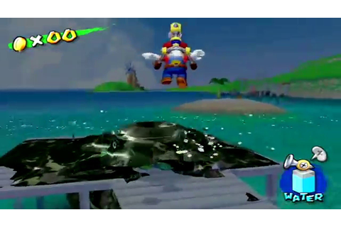 Super Mario Sunshine Part 2 - Game Over - YouTube