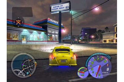 Need For Speed Underground 2 Game Full Version Free Download