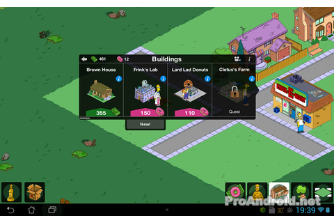 Simpsons Virtual Springfield Pc Game Free Download ...