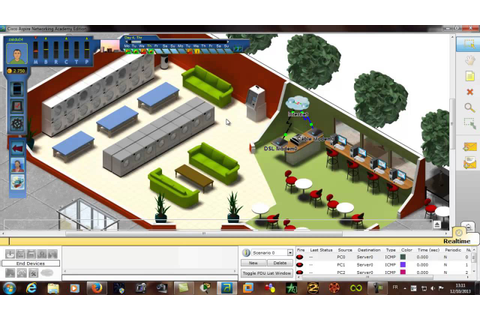 Cisco Aspire Networking Academy Edition [Game Simulator ...