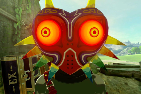 Zelda Breath of the Wild guide: How to find Majora's Mask ...