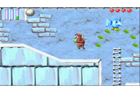 Santa Claus saves the earth - Game Boy Advance - Insert Coin