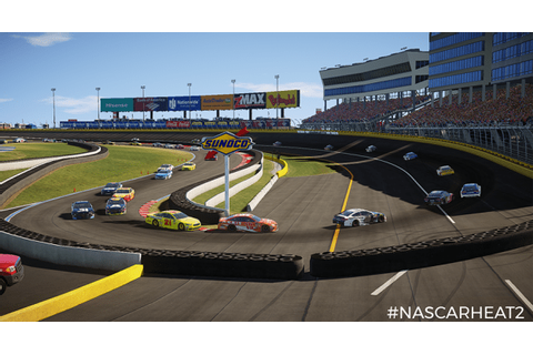 NASCAR Heat 2 update for 2018 season available now ...