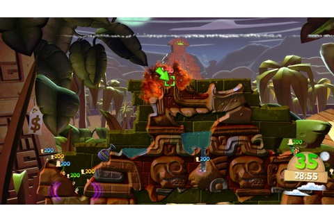 Free PC Game Full Version Download: Download Free Worms ...