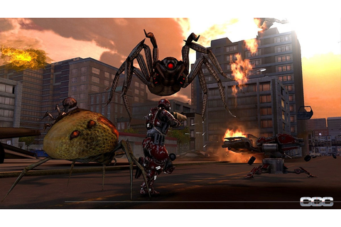 Earth Defense Force Insect Armageddon Review for ...