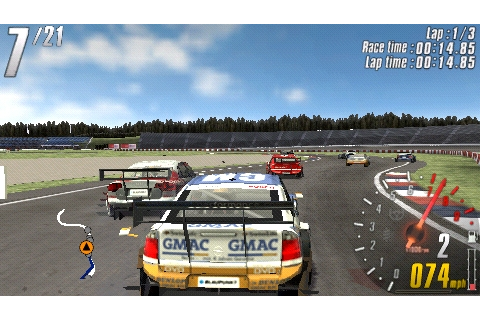 ToCA Race Driver 2 (Europe) ISO