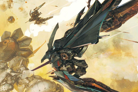 Ikaruga and Radiant Silvergun director has a new shooting ...