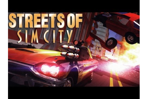 LGR - Streets of SimCity - PC Game Review - YouTube