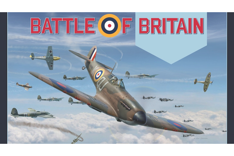 Battle of Britain by Will Townshend, PSC Games —Kickstarter