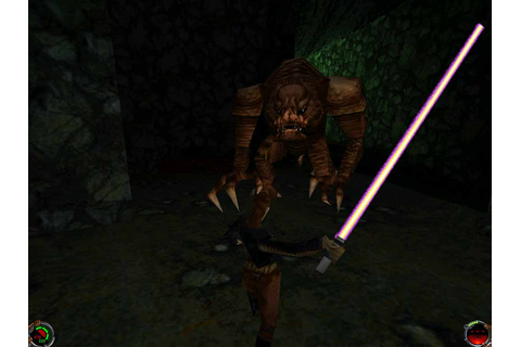 Star Wars: Jedi Knight - Mysteries Of The Sith [1998 Video ...