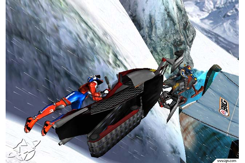 Sled Storm Screenshots, Pictures, Wallpapers - PlayStation ...