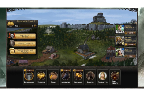 How Game of Thrones Ascent became a story-based game, not ...