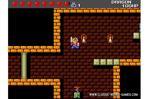 Download Wonderboy III The Dragon's Trap & Play Free ...
