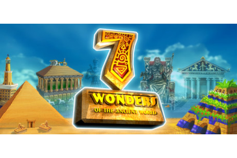 Save 50% on 7 Wonders of the Ancient World on Steam