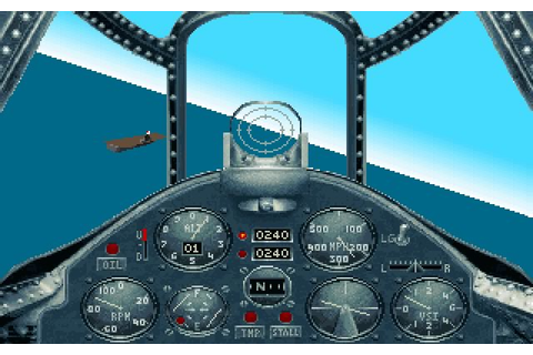Download Aces of the Pacific vehicle simulation for DOS ...