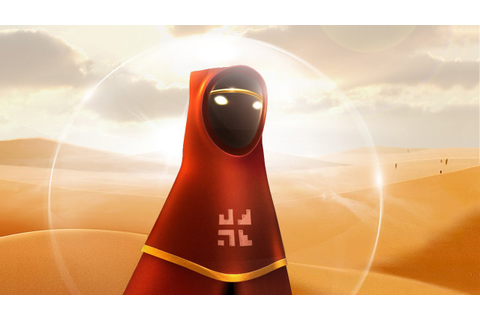 JOURNEY PS4 Trailer (2015) - YouTube