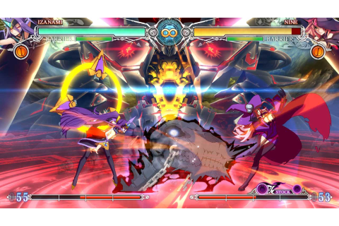 BlazBlue: Central Fiction Review (PS4) - Rice Digital ...
