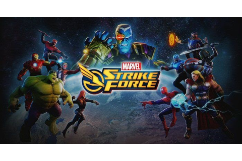 MARVEL Strike Force Gets New Update Adding Falcon and More ...