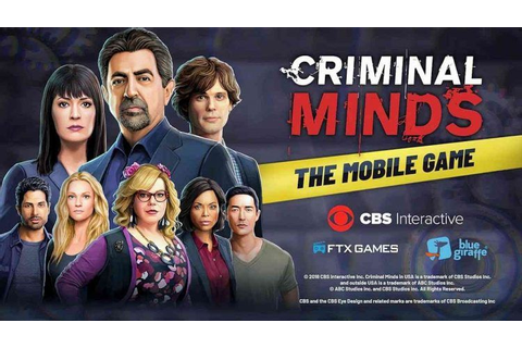 Criminal Minds: The Mobile Game for PC - Download and Install