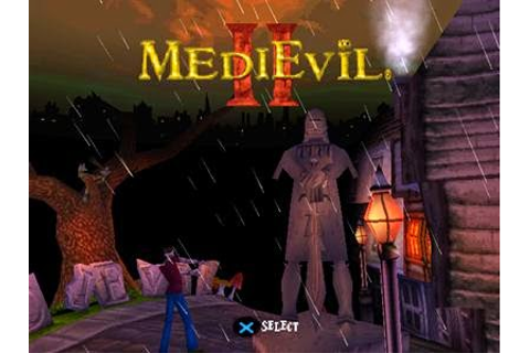 Medievil II ISO PS1 | Free Download Game & Apk