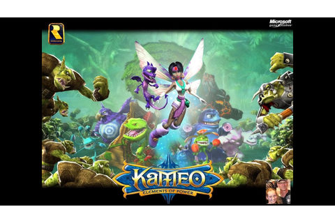 Kameo Elements of Power [XBOX 360/XBOX ONE] - YouTube