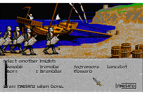 Download Vengeance of Excalibur - My Abandonware