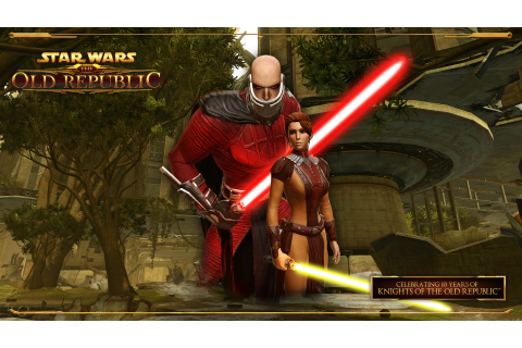 KOTOR is 10 Years Old- SWTOR and Bioware Celebrate – Star ...