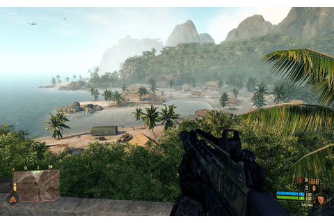 Crysis Warhead Free Download PC Game For Windows
