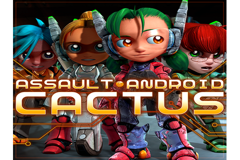 Assault Android Cactus: An Intense Twin Stick Shooter ...