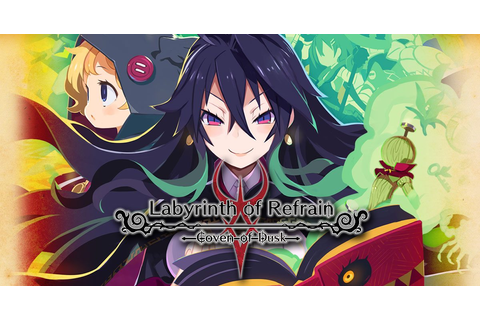 Labyrinth of Refrain: Coven of Dusk coming to Europe and ...
