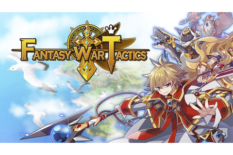 Fantasy War Tactics Gameplay Trailer | iOS / Android ...