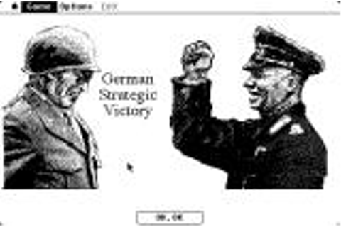 Patton vs. Rommel (1987) screenshots - MobyGames