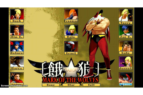 Garou: Mark of the Wolves - YouTube