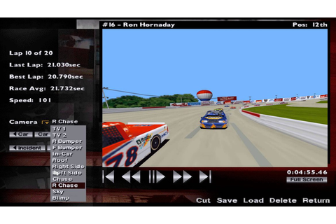 Nascar Racing 1999 Edition – DogeCandy