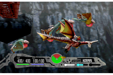 Panzer Dragoon Saga Creator's Ideas for a Remake: More ...