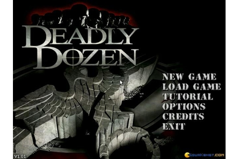 Deadly Dozen gameplay (PC Game, 2001) - YouTube