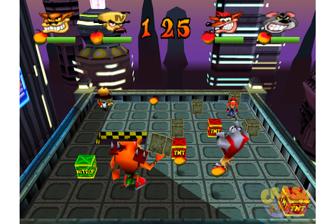 Crash Bash - Screenshots | Crash Mania