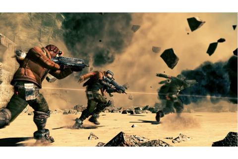 Lost Planet 2 PC Game Download Free Full Version
