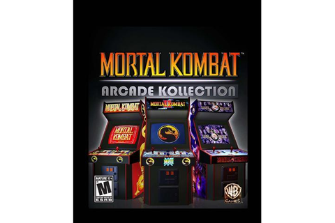Mortal Kombat Arcade Kollection [Online Game Code ...