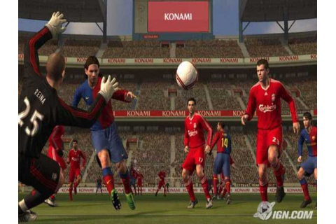 Download PES Pro Evolution Soccer 2009 Game PC Free on ...