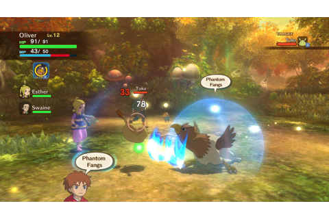 Ni No Kuni Wrath of the White Witch PS3 Review | Ramblings ...
