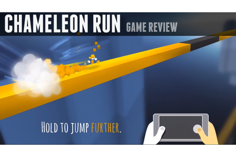 Game Review: Chameleon Run – TechCrunch
